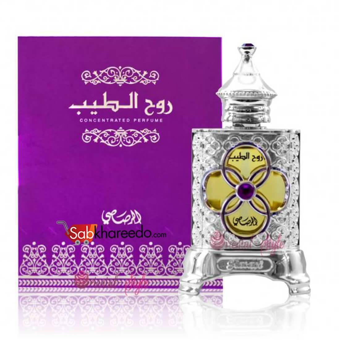 Rasasi Ruh Al Teeb Attar - 15ml