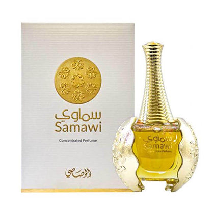 Rasasi Samawi Attar For Men And Women - 20ml