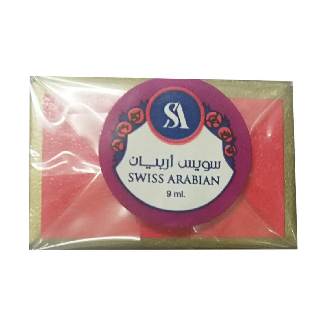 Swiss Arabian Givaudan Rose SJ164 Attar - 9ml