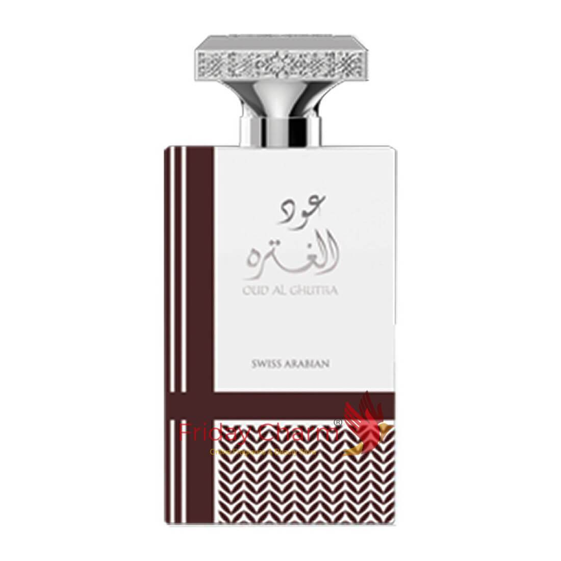 Swiss Arabian Oud Al Ghutra Eau De Perfume For Men - 100ml