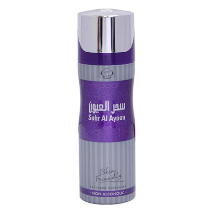 Tayyib Sehr Al Ayoon Non Alcoholic Deodorant Spray - 200 ml