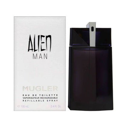 Thierry Mugler Alien Man Eau De Toilette For Men - 100ml