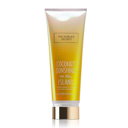 Victoria's Secret Coconut Sunshine In The Island Fragrance Lotion 236ml