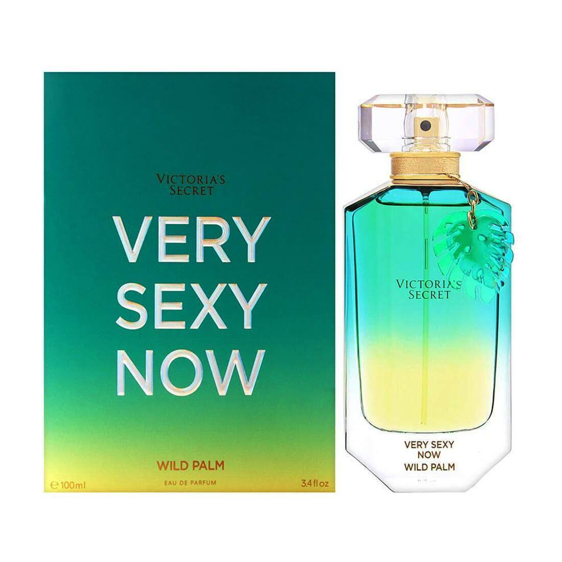 Victoria Secret Very Sexy Now Wild Palm Perfume - 100ml