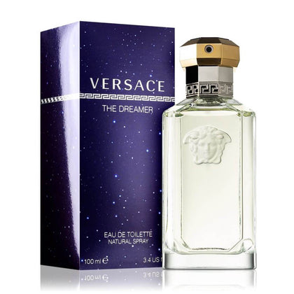 Versace The Dreamer Eau De Toilette For Men 100ml