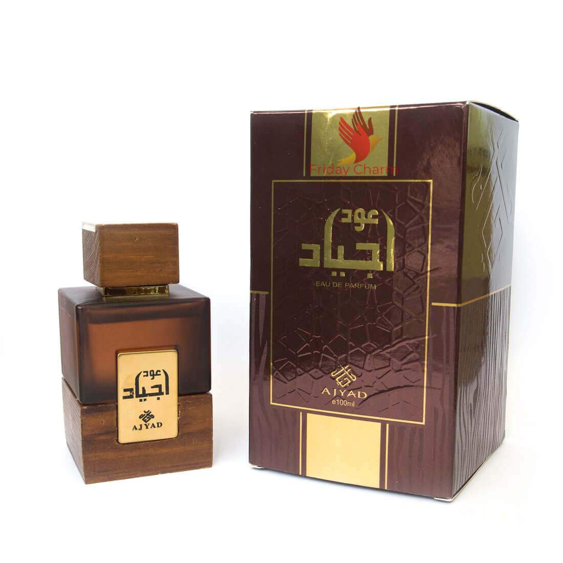 Oud Ajyad spray