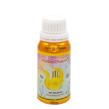 Fridaycharm Amr - Al -Taash Attar