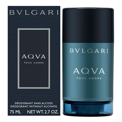 Bvlgari AQVA Marine Pour Homme Deodorant Stick For Men 75ml