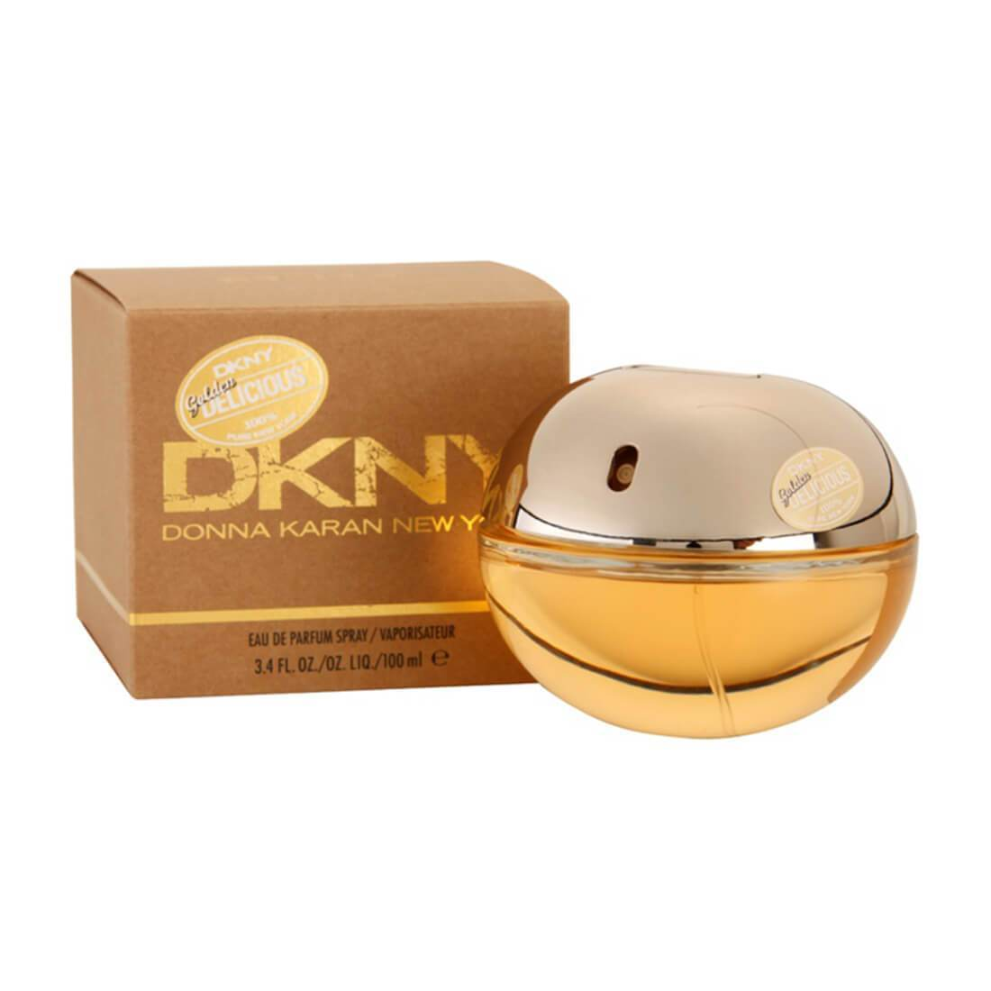 Dkny Golden Delicious Edp Perfume For Women 100ml Sabkhareedocom