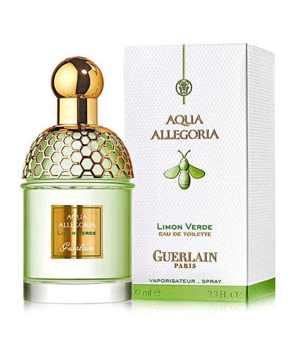 Guerlain Aqua Allegoria Limon Verde Eau De Toilette for Women 125ml