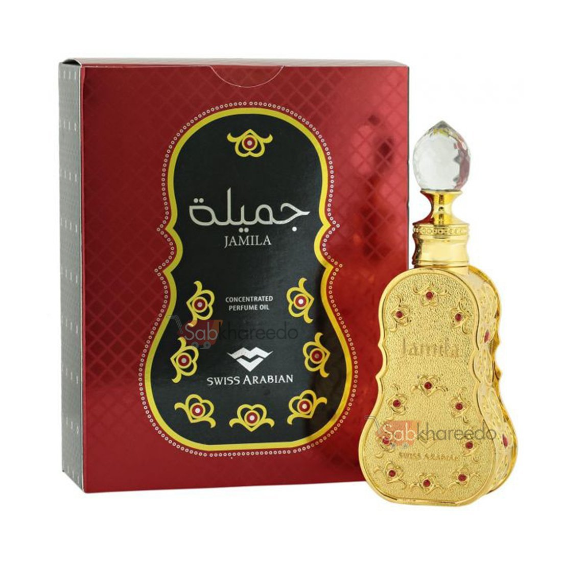 Swiss Arabian Jamila Attar - 15ml