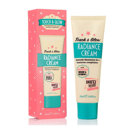 Dirty Works Radiance Cream - 50ml