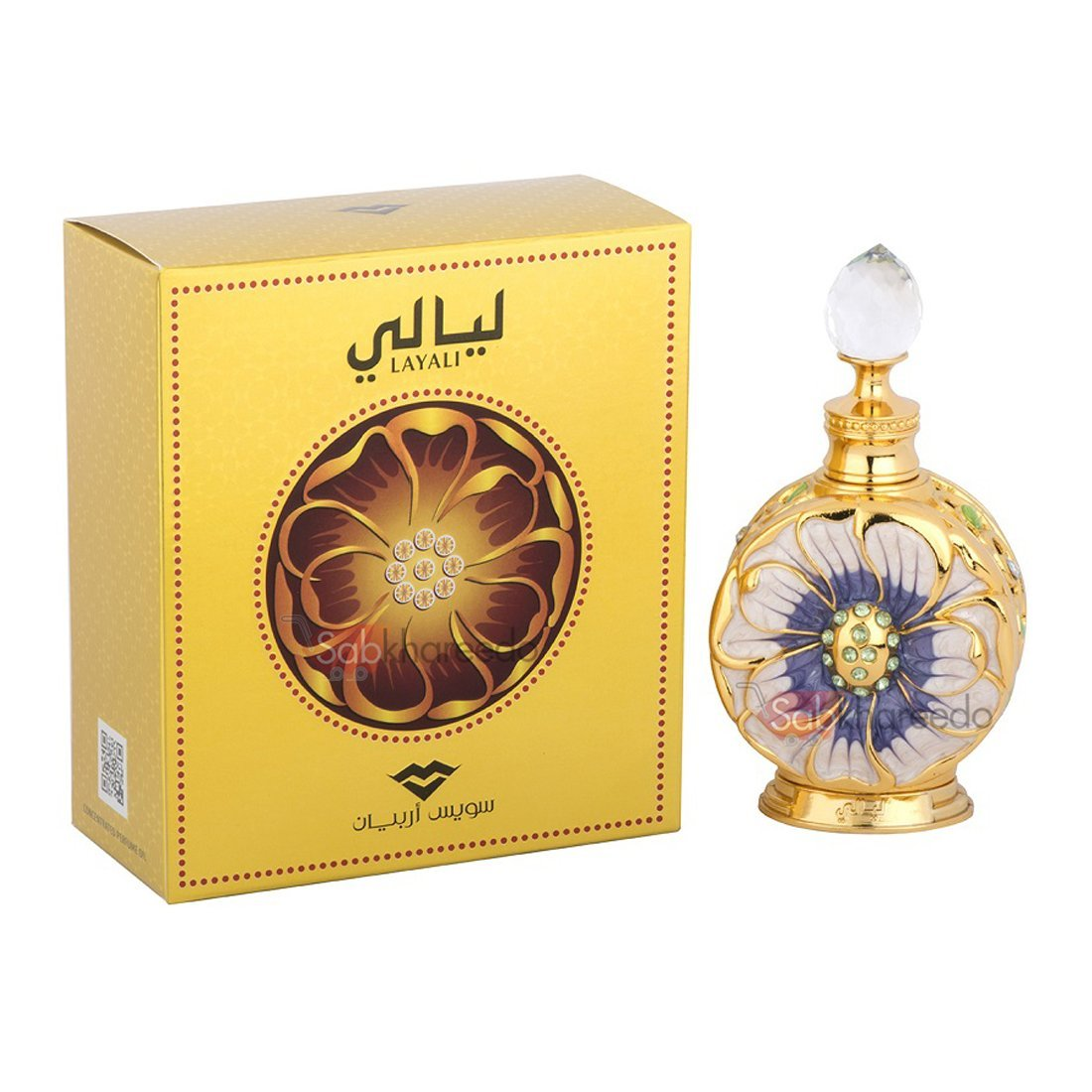 Swiss Arabian Layali  Attar - 15ml