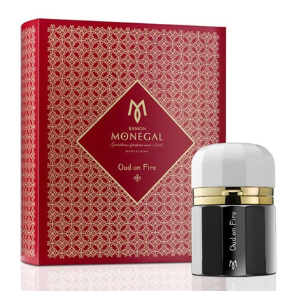 Ramon Monegal Oud on Fire Extrait De Parfum 50ml