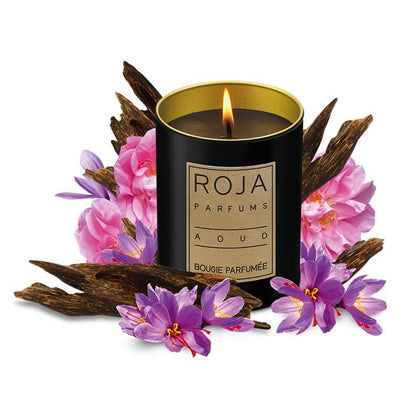 Roja Musk Aoud Fragrance Candle 760gm