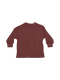 Thermal Long Sleeve - Tobacco