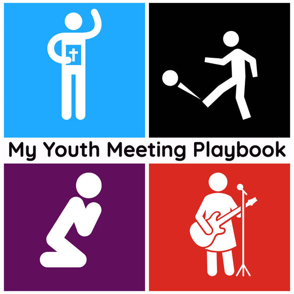 My Youth Ministry Playbook