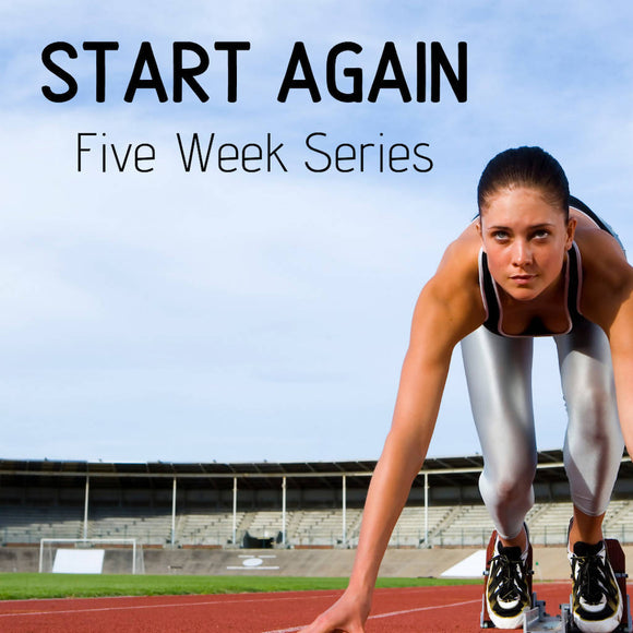 Start Again Sermon Series
