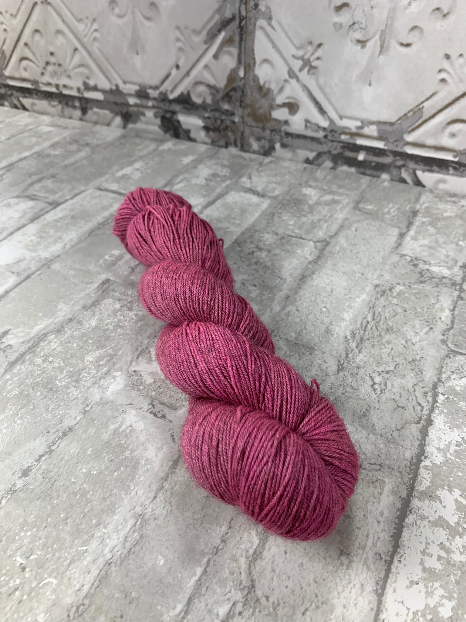 Rose on Yakaty Yak