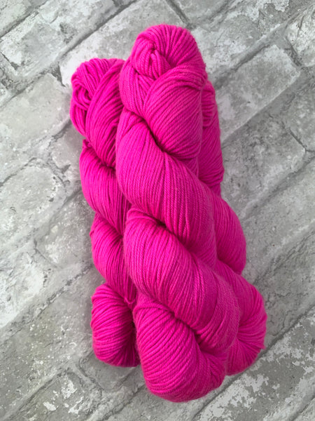 Cosmo Lady on King on heavy dk/light worsted weight yarn