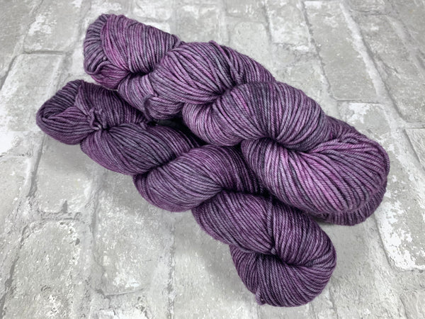 Ghost From The Past on King on heavy dk/light worsted weight yarn