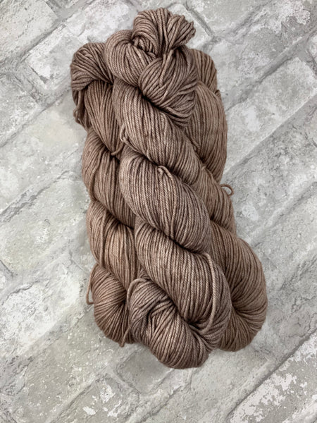 Coconutty on King on heavy dk/light worsted weight yarn