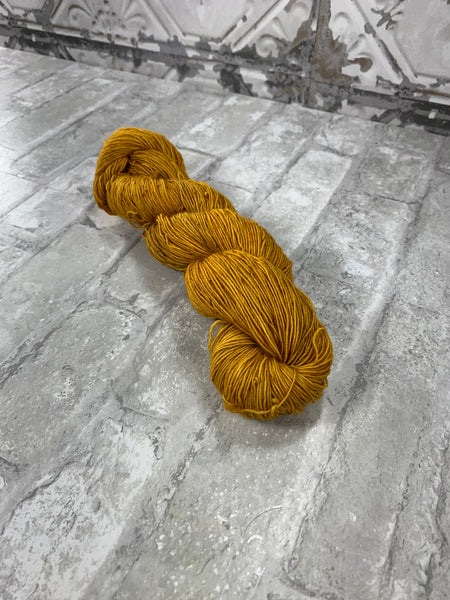 Payment on Slinky a single ply yarn