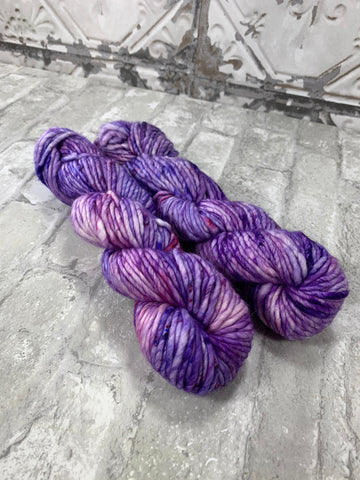 Violetta on Instant a bulky weight super wash merino