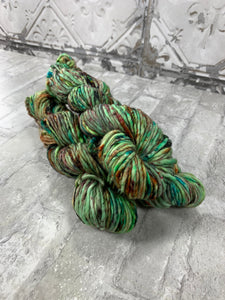 Liquid Luck on Instant a bulky weight super wash merino