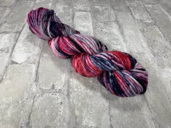 Night Of Magic on Instant a bulky weight super wash merino