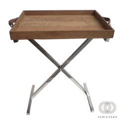 Wooden Butler Tray