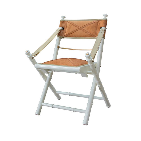 Campaign Bamboo chair