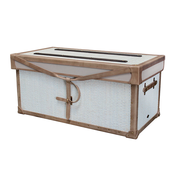 Carriage Coffee Table Trunk