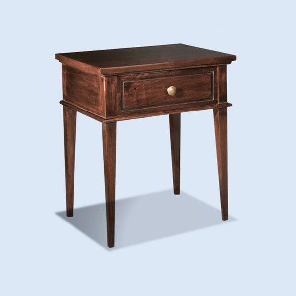 Colonial Bedside Table reclaimed