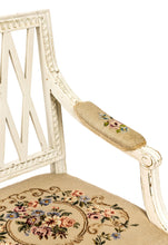 Load image into Gallery viewer, Gustavian armchair from around 1800