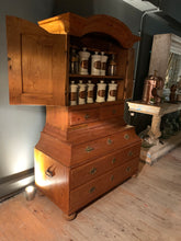 Load image into Gallery viewer, Swedish lowboy cabinet