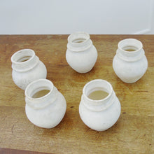 Load image into Gallery viewer, Set of 5 Peruvian dye pots