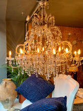 Load image into Gallery viewer, Wonderful 1920's  3 tier chandelier