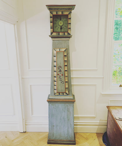 Swedish Mora clock dated 1805