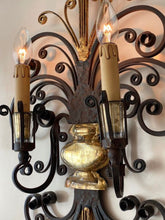 Load image into Gallery viewer, Superb Maison Bagues wall sconce