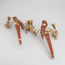 Load image into Gallery viewer, Pair of 19th century french appliqués
