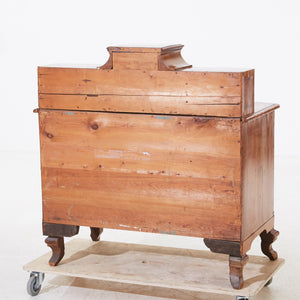 Baroque period chest of drawers