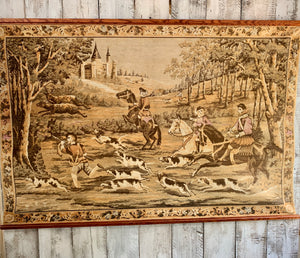 Early 1900's tapestry