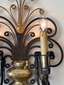 Superb Maison Bagues wall sconce