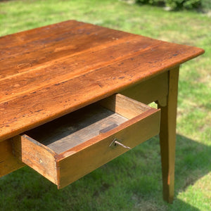 18th century French farmhouse table