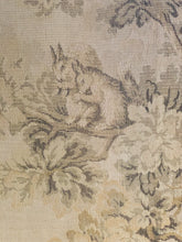 Load image into Gallery viewer, Section of a 19th century tapestry