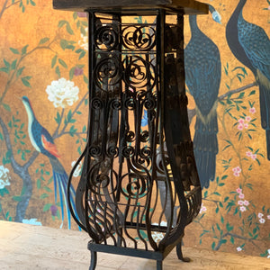 Beautiful ornamental plant stand