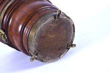 Load image into Gallery viewer, 19th century oak and brass champagne bucket