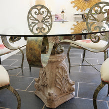 Load image into Gallery viewer, Contemporary conservatory table and chairs