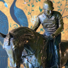 "Load image into Gallery viewer, Outstanding statue Isidore Bonheur ""Le Grand Jockey"""
